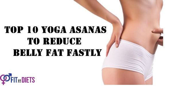 Yoga Poses for Belly Fat