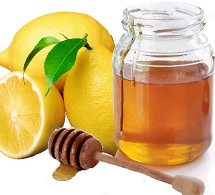 lemon and honey face pack