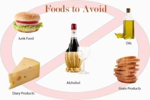Avoid-Paleo-Diet-Menu