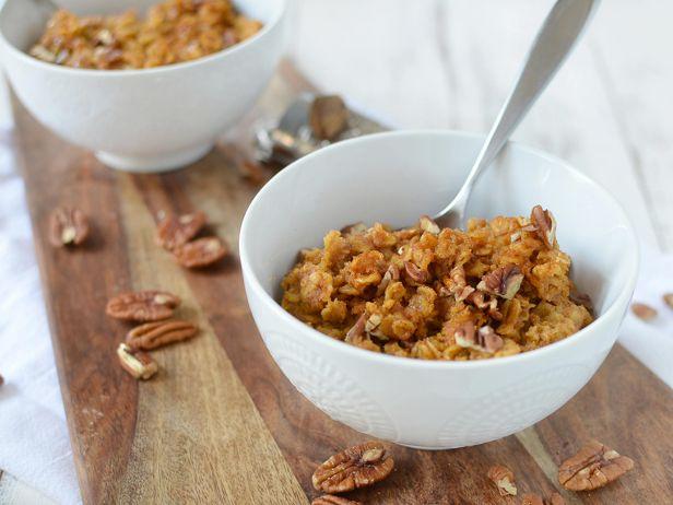 Pumpkin Spiced Oatmeal