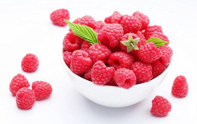 raspberri for health