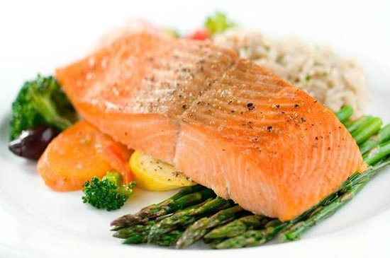 salmon for health