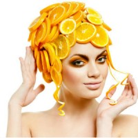 Orange Peel Mask