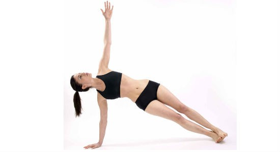 The Side Plank Pose (Vasisthasana)