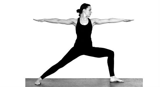 Warrior Pose (Virabhadrasana