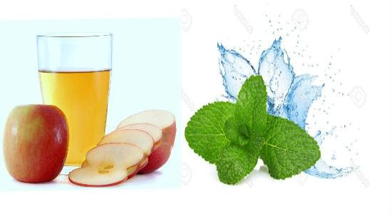 Apple Cider Vinegar for Black Heads