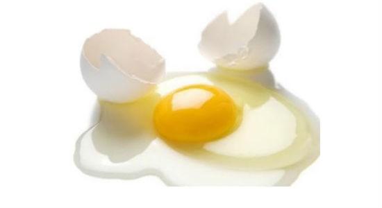 Egg Whites for Black heads