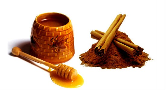 Honey and Cinnamon Mask for Black Heads