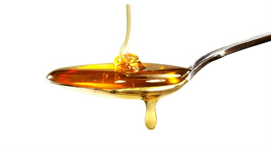 Organic Honey for acne scars