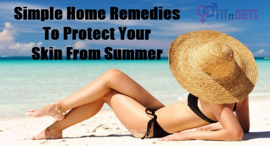 Protect your skin from summer