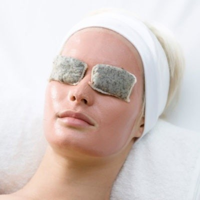 Green Tea Bags for Black Heads