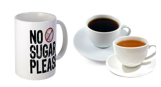 tea and coffee in Diabetes diet