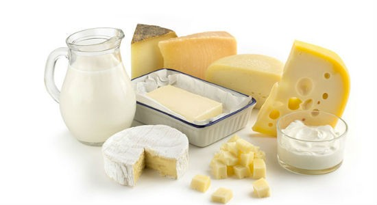 Milk products in Diabetes diet