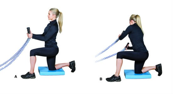 Side Lunge Slams for weightloss