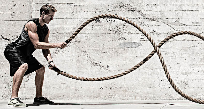 15 Epic Battle Rope Exercises for Fastest Weight Loss