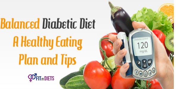 Balanced Diabetic Diet