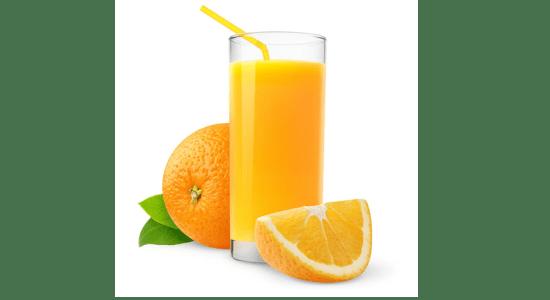 Orange juice is one of the best sauces of vitamin C