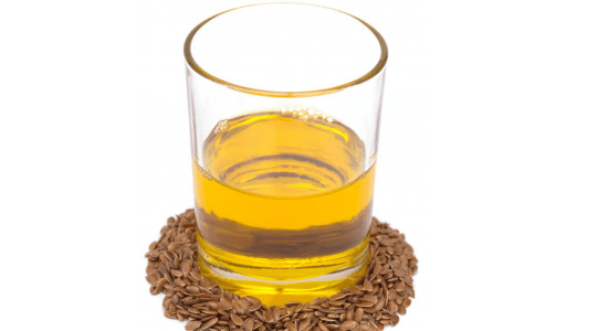 Flaxseeds oil for belly fat