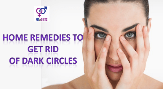 Causes of Dark Circles Under Eyes