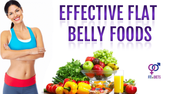 Effective Flat Belly Foods