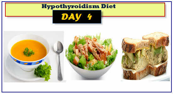 Hypothyroidism Diet Day 4