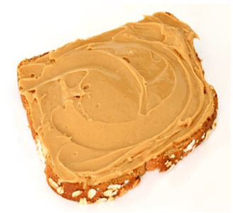 Natural Peanut Butter Is Best to Lose Belly fat
