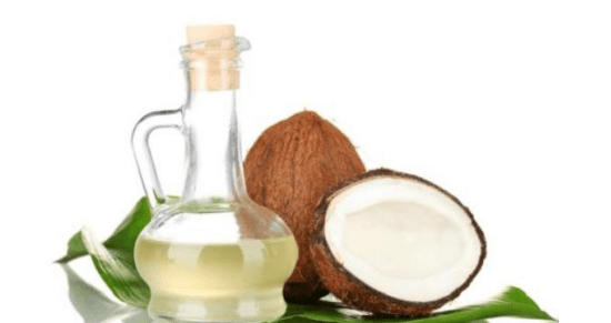 Coconut oil is yet effective plan