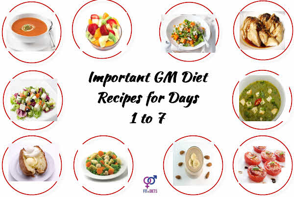 GM Diet Recipes