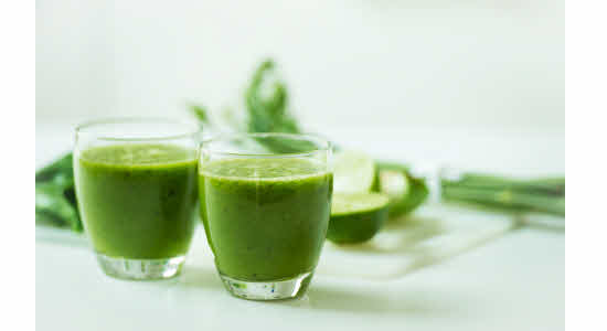 The Green Drink Green Smoothie Recipe