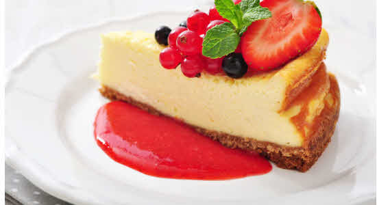 low-fat-cheesecake