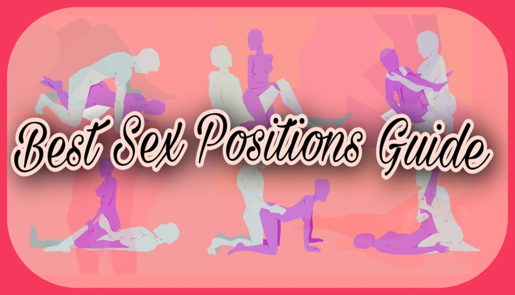This Is What Your Sex-Position Bucket List Should Look Like